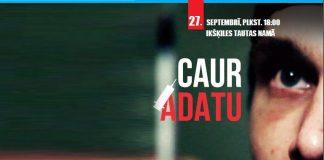 """EDART TV filma """"CAUR ADATU"""""""