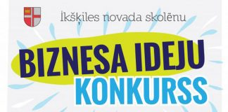 Ikšķiles novada skolēnu Biznesa ideju konkurss