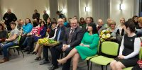 """Ikšķiles Dienas centrs, """"Veselības un sociālo lietu pārvalde"""" ēkas atklāšana. 2014.gada 10.novembris"""