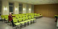"""Ikšķiles Dienas centrs, """"Veselības un sociālo lietu pārvalde"""" ēkas atklāšana. 2014.gada 10.novembris, lielā zāle"""