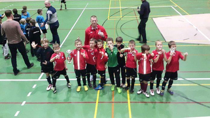 FK IKŠĶILE U-9 (2006.g.dz.) Super Nova Cup 2015 1.vieta