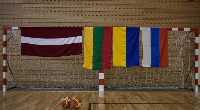 Friendly cup 2014, Salaspils - Ikšķile