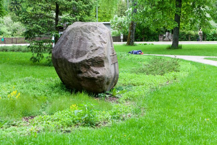 800 gadu parks :(