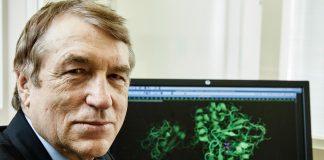 """Ikšķilietis, Ivars Kalviņš, viens no trim finālistiem 2015.gada Eiropas Izgudrotāju balvai kategorijā """"Mūža ieguldījums"""" finālists Foto: Publicitātes foto"""