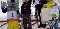 2.vieta – Georgs ŠMALCS, 3.vieta – Hugo BEIKMANIS, Sigulda, 17.janvāris 2016.gads