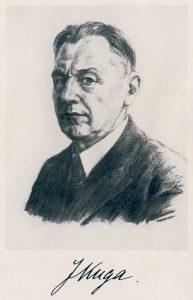 Jānis Kuga, pašportrets