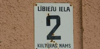 Lībiešu iela 2, Kultūras biedrības nams Foto: Ikskile.tv