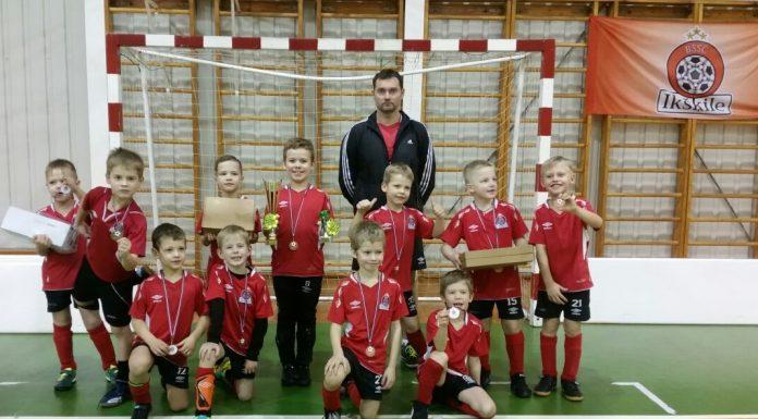 FK Ikšķile 2. Foto: BSSC Ikšķile