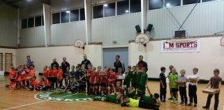 """Turnīrā """"Ikšķiles ziemas kauss 2017"""". FK Auda-2, Carnikava / Ādaži-2, FC Aizkraukle-2, JFS Dobele-2, JDFS Alberts-2, FK Ikšķile-2"""