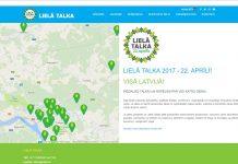 Lielās Talkas kartē, Ikšķiles novadam nulle talkošanas vietu. :(
