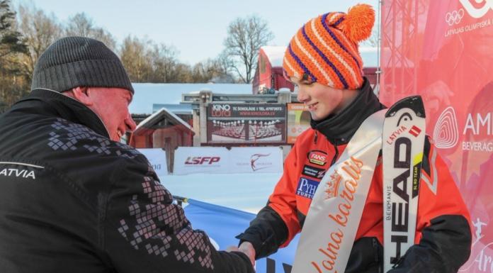 Roberts Beikmanis, Baltijas kauss 2018, apbalvošana