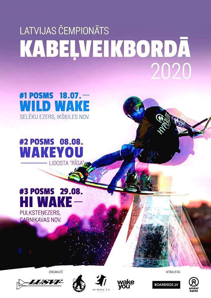 Latvijas cempionats kabelveikborda 2020 boost