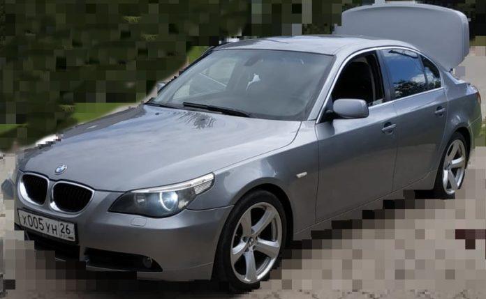 Krāpnieki Ikšķilē BMW X005YH 26
